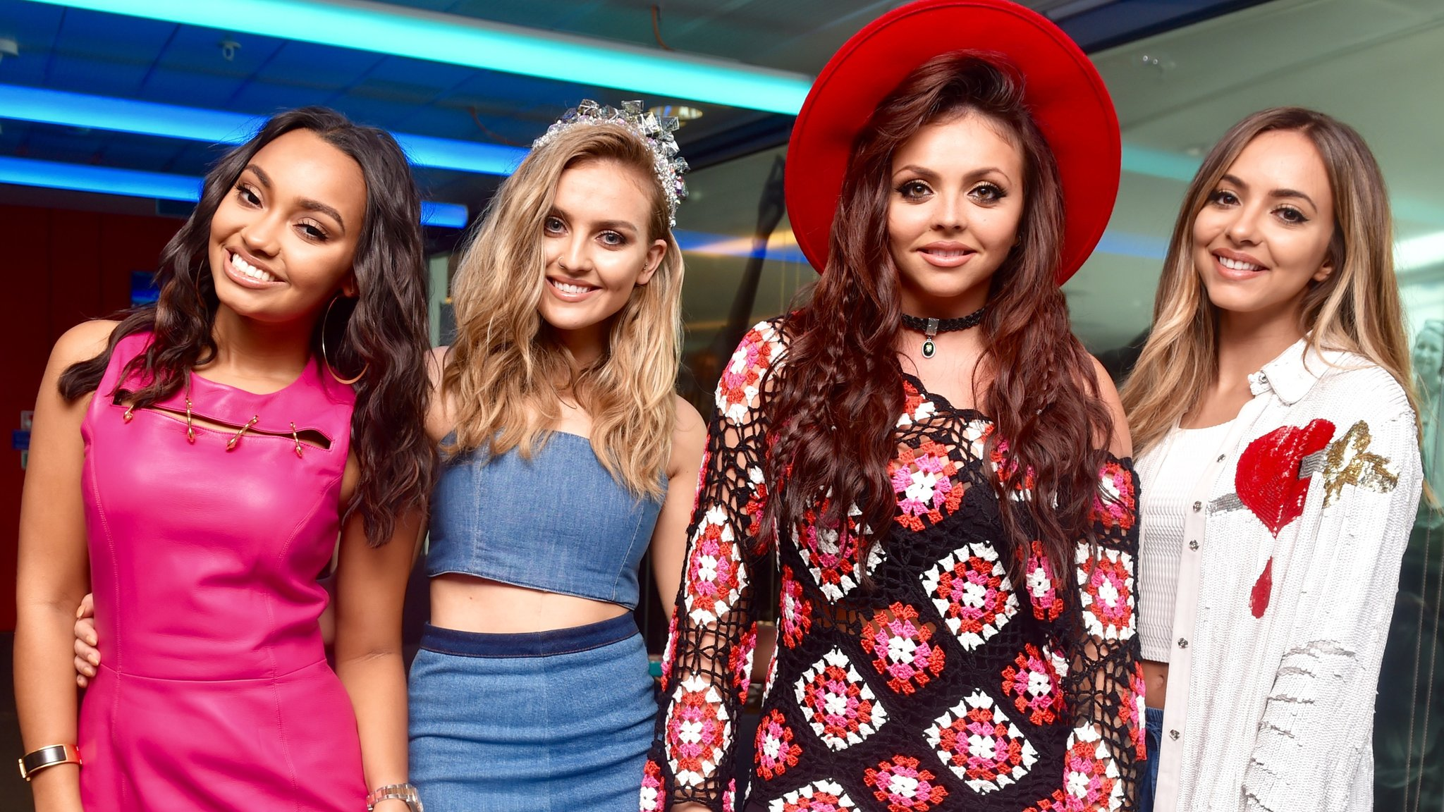 BBC News - Little Mix: 'We've grown a thick skin' over criticism