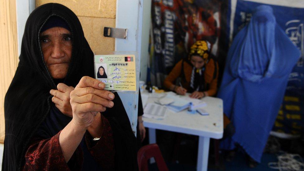 د افغان ولسمشرۍ او درې نورو ټاکنو نوې نیټه اعلان شوه
