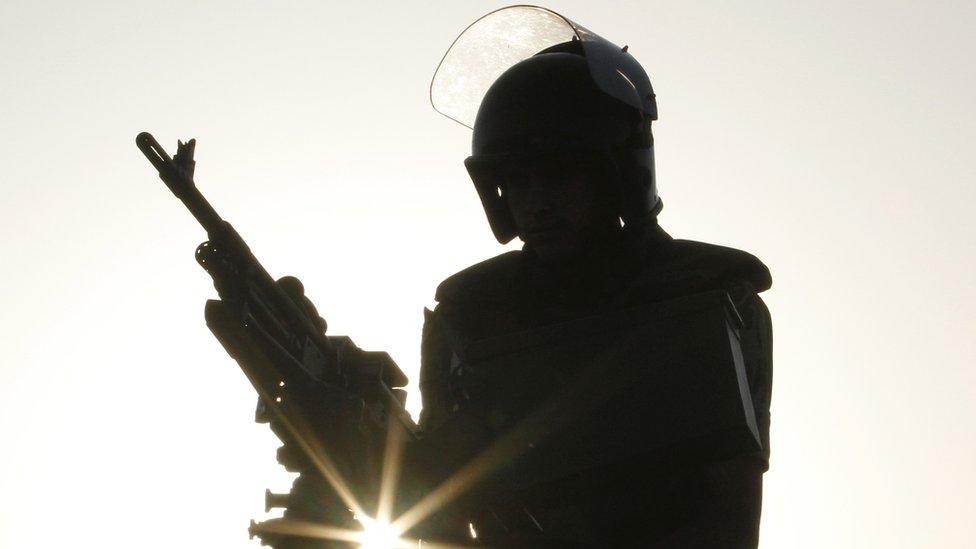 جندي مصري
