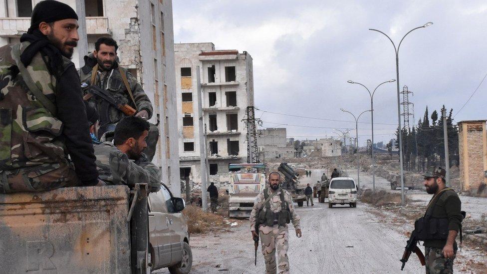 Aleppo siege: Syria rebels lose 60% of territory