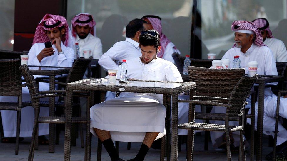 Arab Saudi, Riyadh