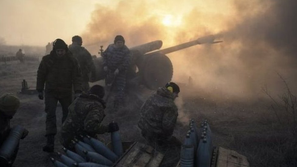 Khủng hoảng Ukraine: Kiev tuyên bố Nga là 'kẻ xâm lược'
