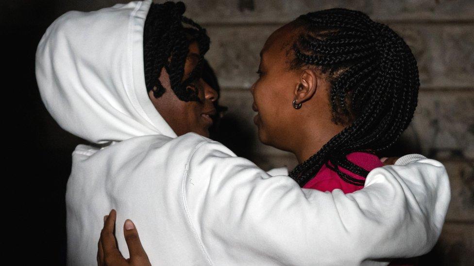 Nairobi hotel: 'How we survived DusitD2 siege'