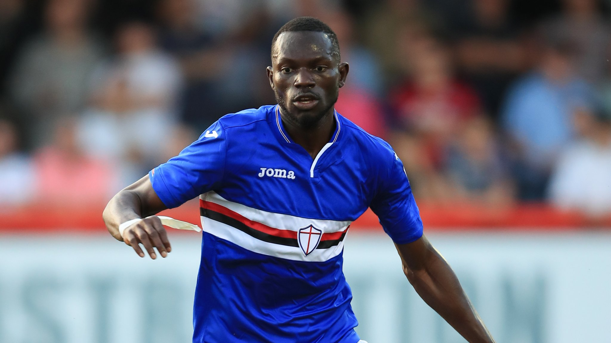 Sampdoria's Omar Colley says The Gambia omission is 'punishment'