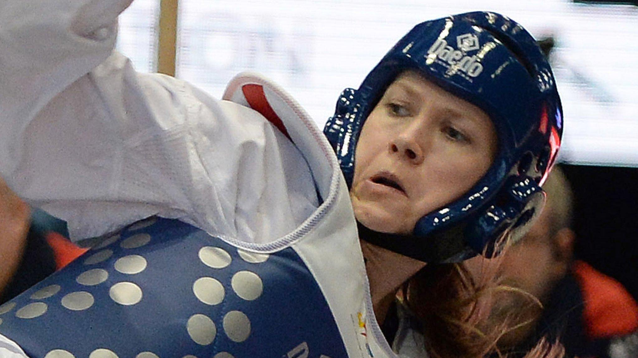 Caroline Facer: British taekwondo fighter dies aged 34