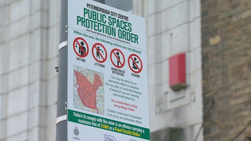 Huge increase in Public Spaces Protection Order fines