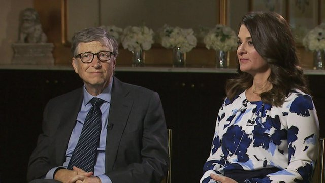 Bill Gates explains which 'superpower' he'd choose to help poor
