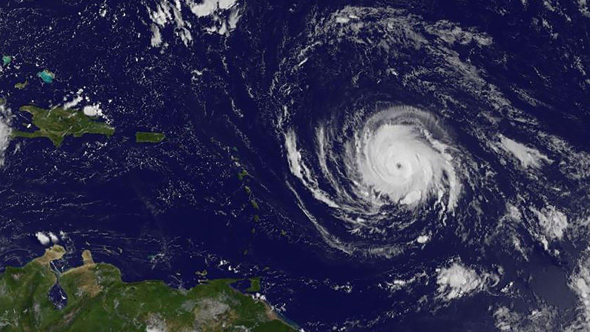Hurricane Irma: Caribbean islands brace for powerful storm