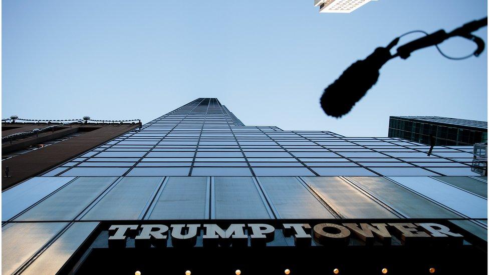 Trump hotel in Toronto to lose president's name