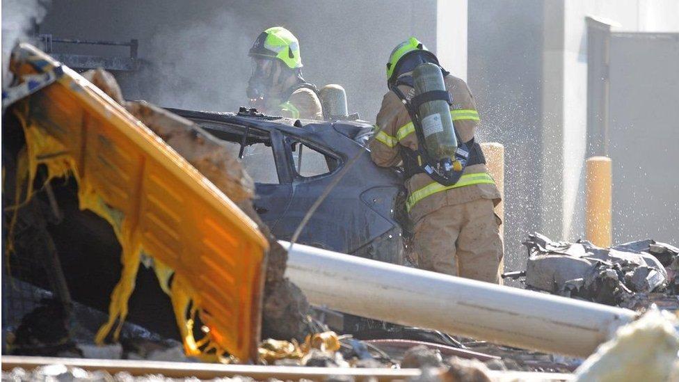 Máy bay rơi ở Melbourne: 5 người thiệt mạng
