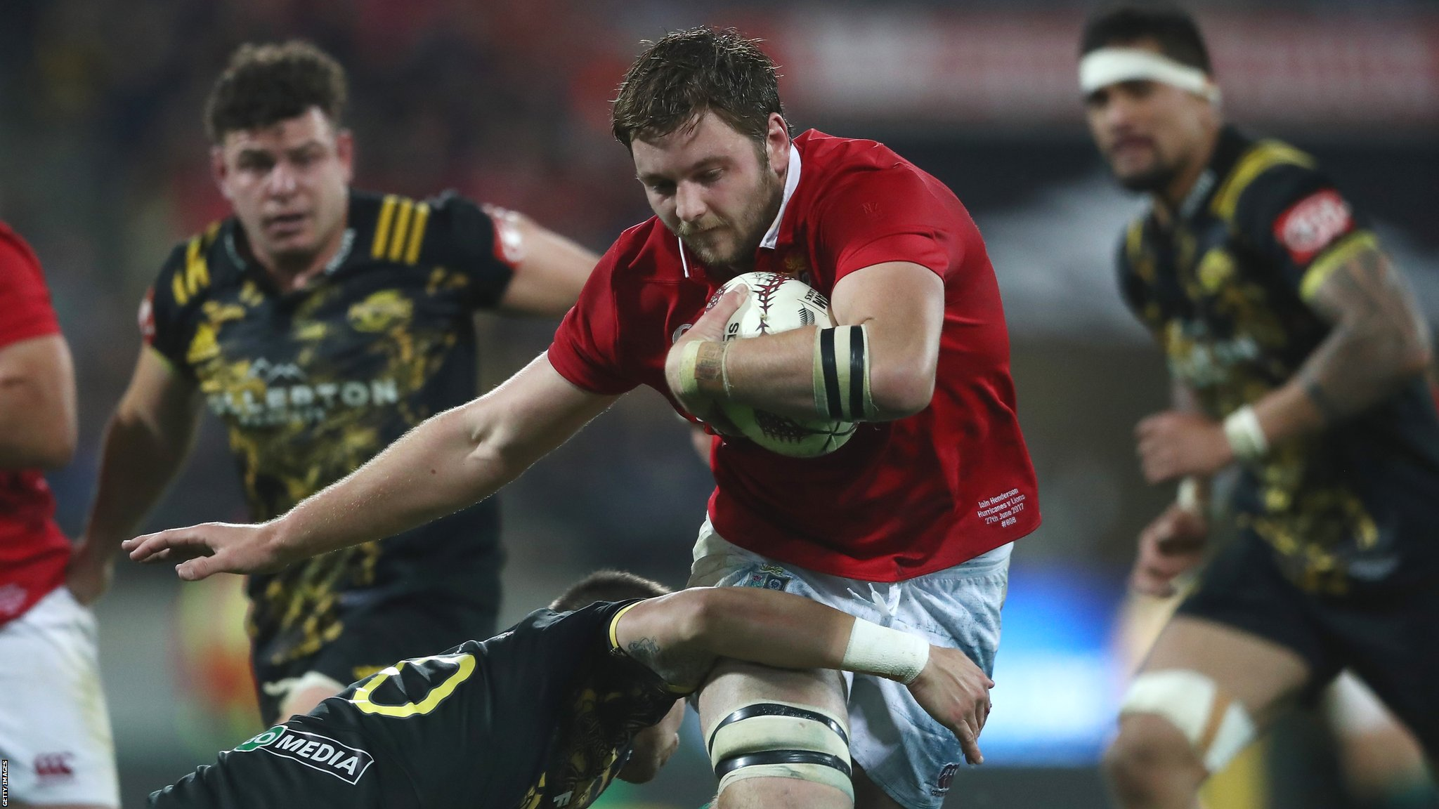 Lions lose 14-point lead as Hurricanes draw classic