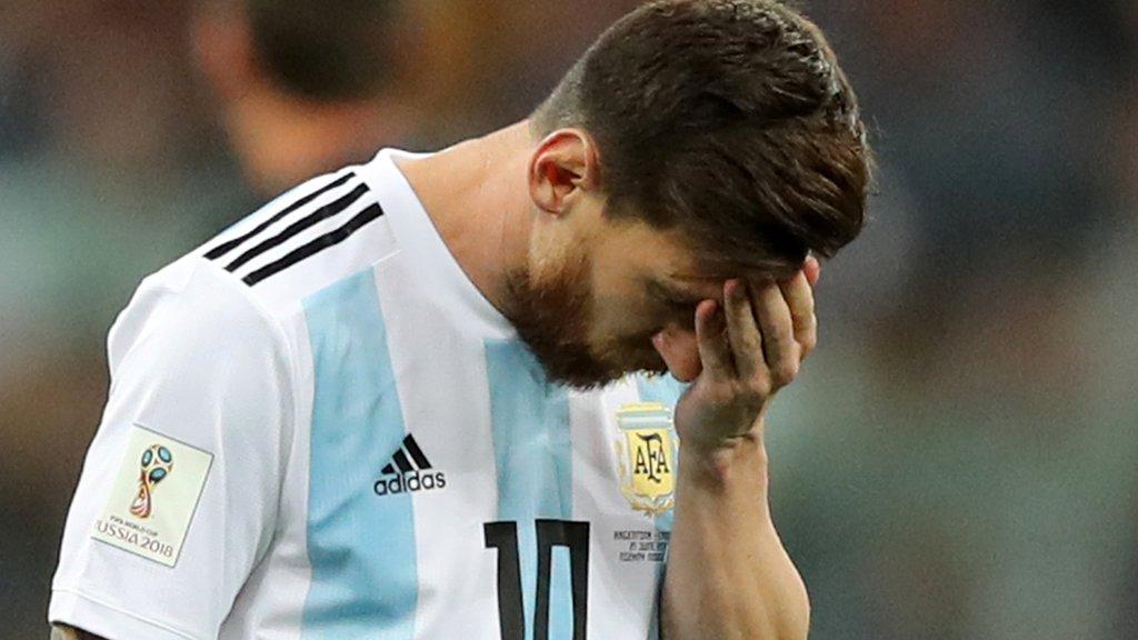 World Cup 2018: Brazil, Neymar Argentina, Lionel Messi