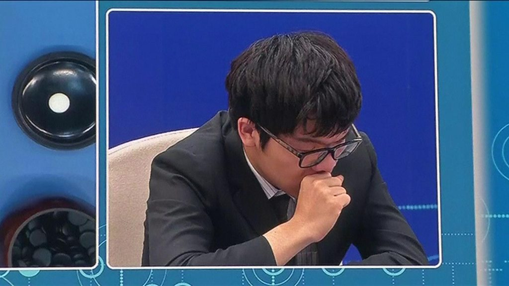 AlphaGo: Computer defeat 'painful' for Chinese Go prodigy