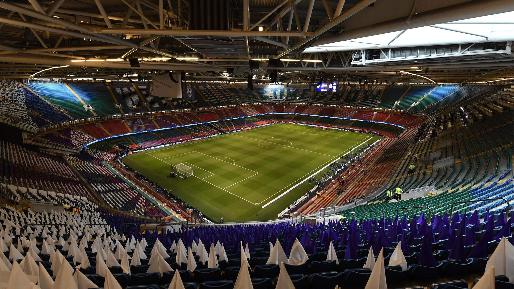Euro 2020: Wales delighted to bid for matches in Cardiff