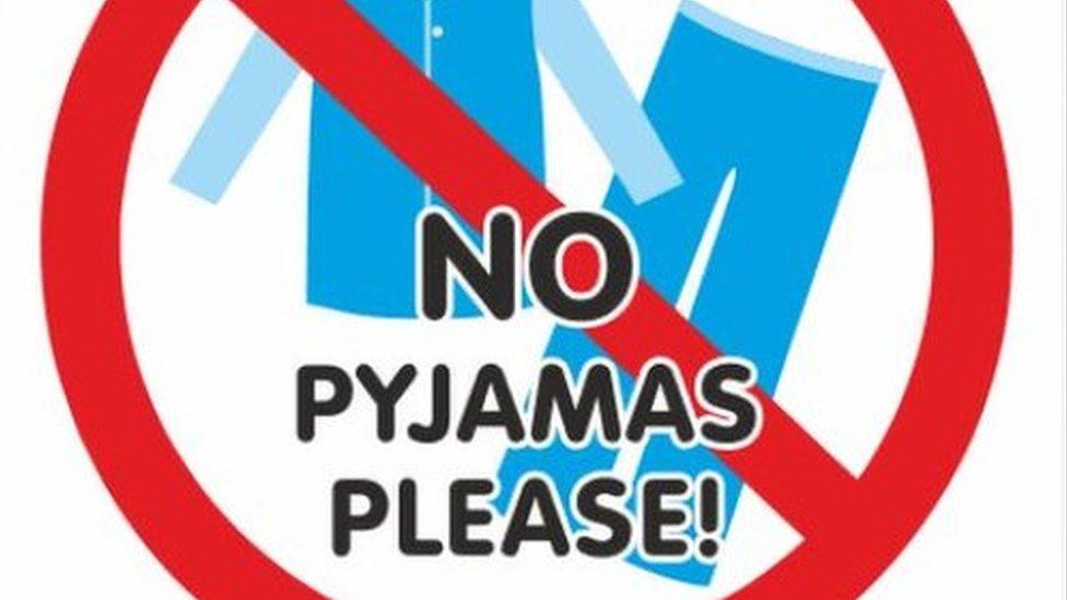 New Zealand's Hawera Cinema bans pyjamas and onesies