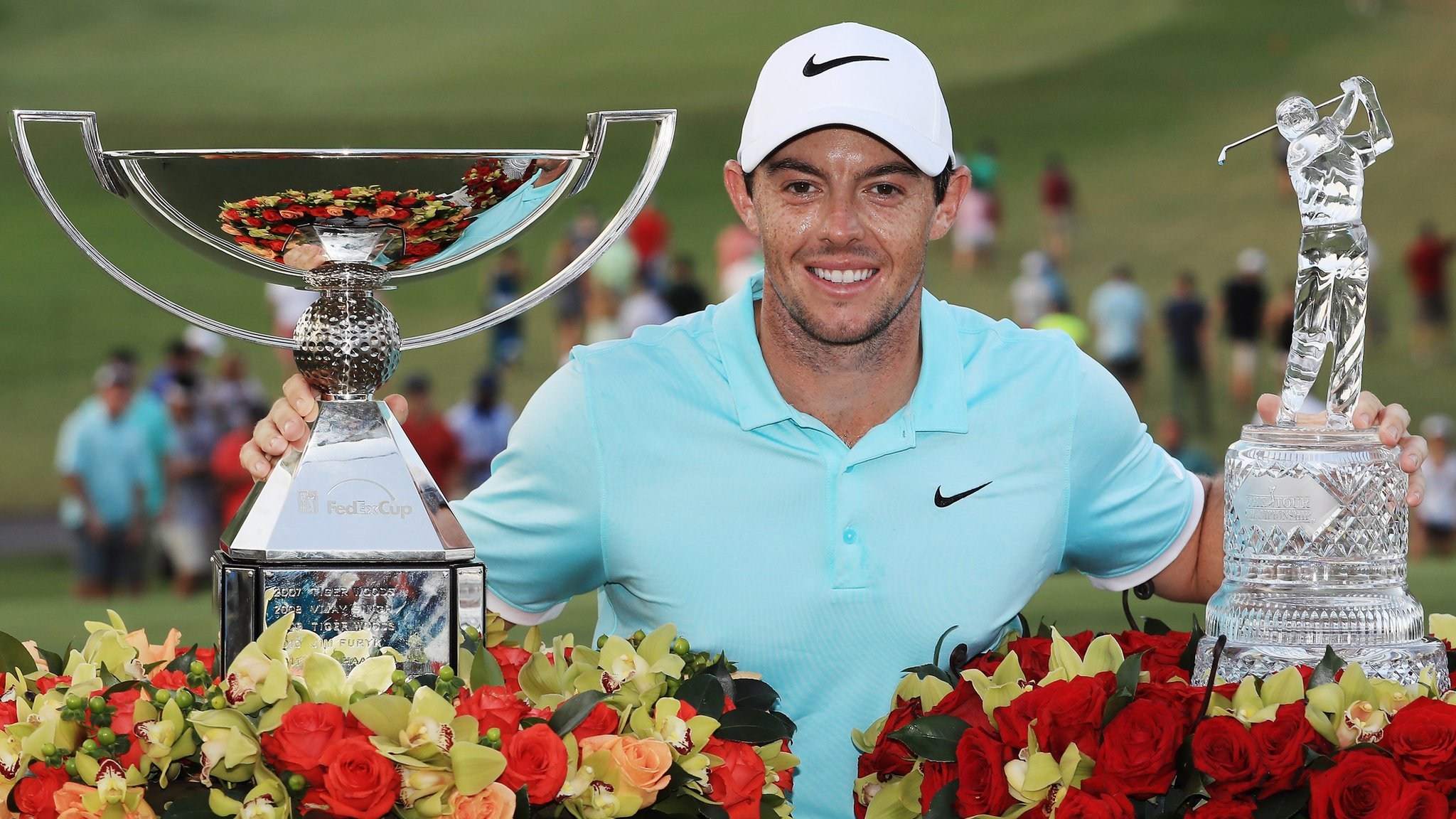 McIlroy wins $10m FedEx Cup with Tour victory