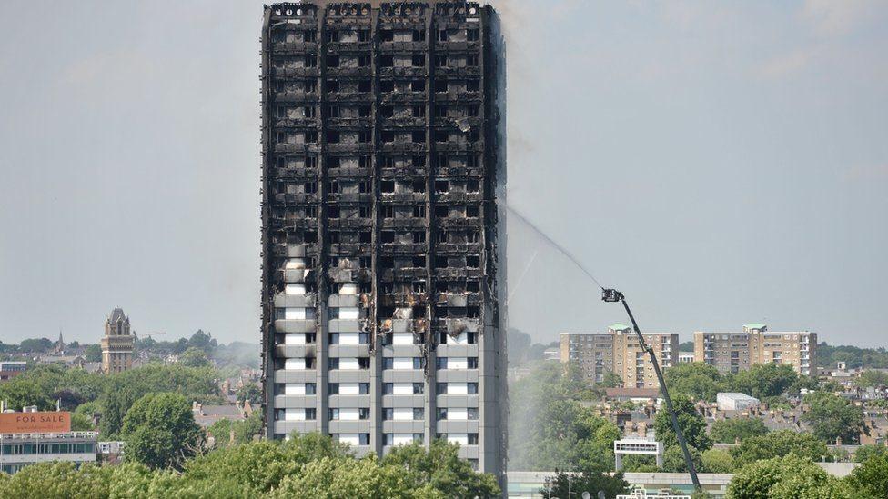 Пожежа в Лондоні почалася через холодильник - поліція