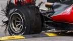 F1 drivers demand end of blow-outs