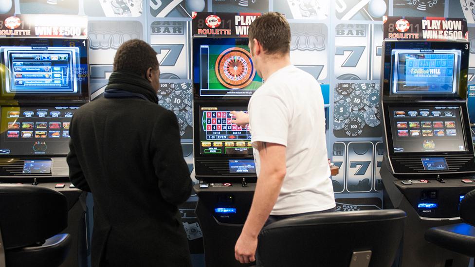 Gambling machine climbdown means new rules go ahead in April