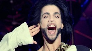 BBC News - Prince estate locks horns with Tidal over streaming rights to the star's music