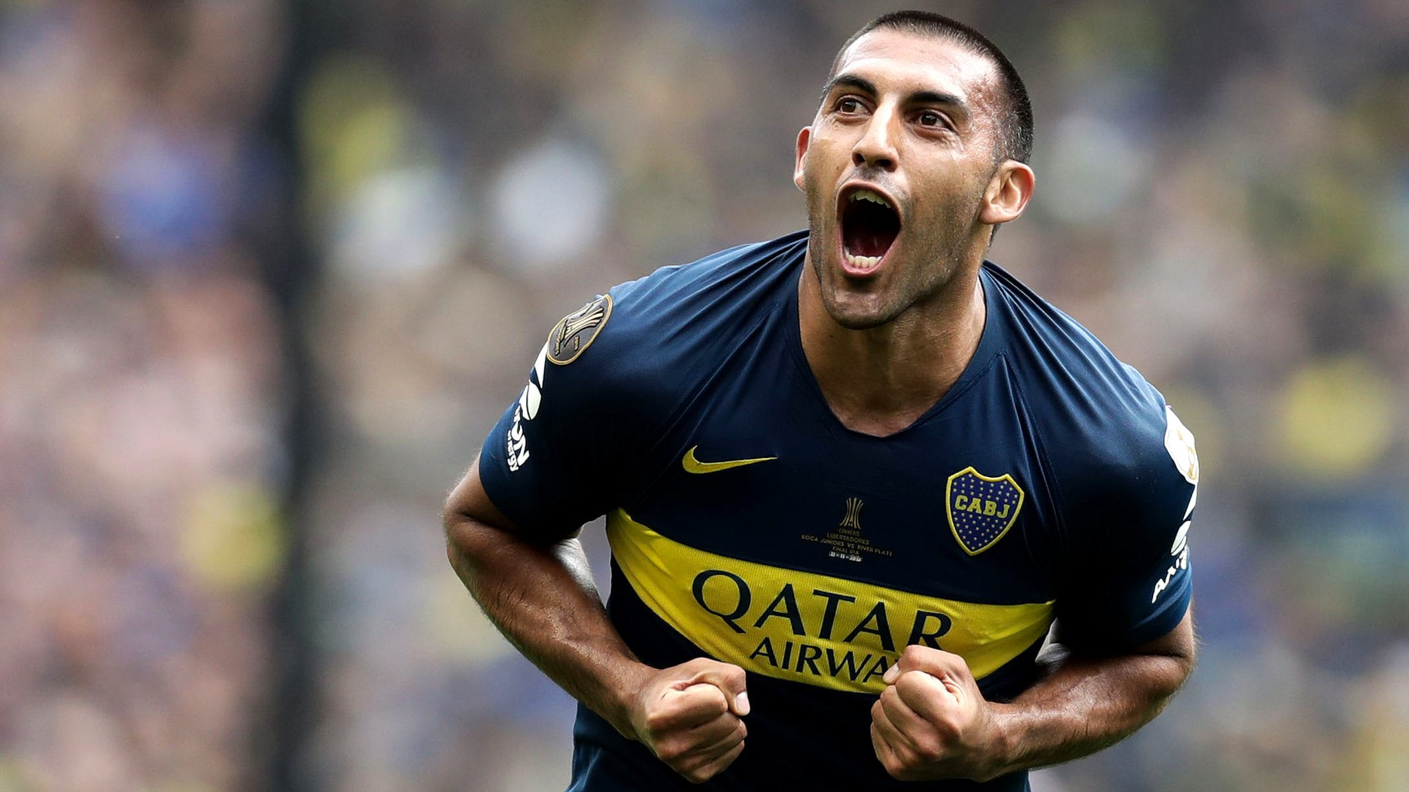 Copa Libertadores final: River Plate draw at Boca Juniors in thrilling first leg