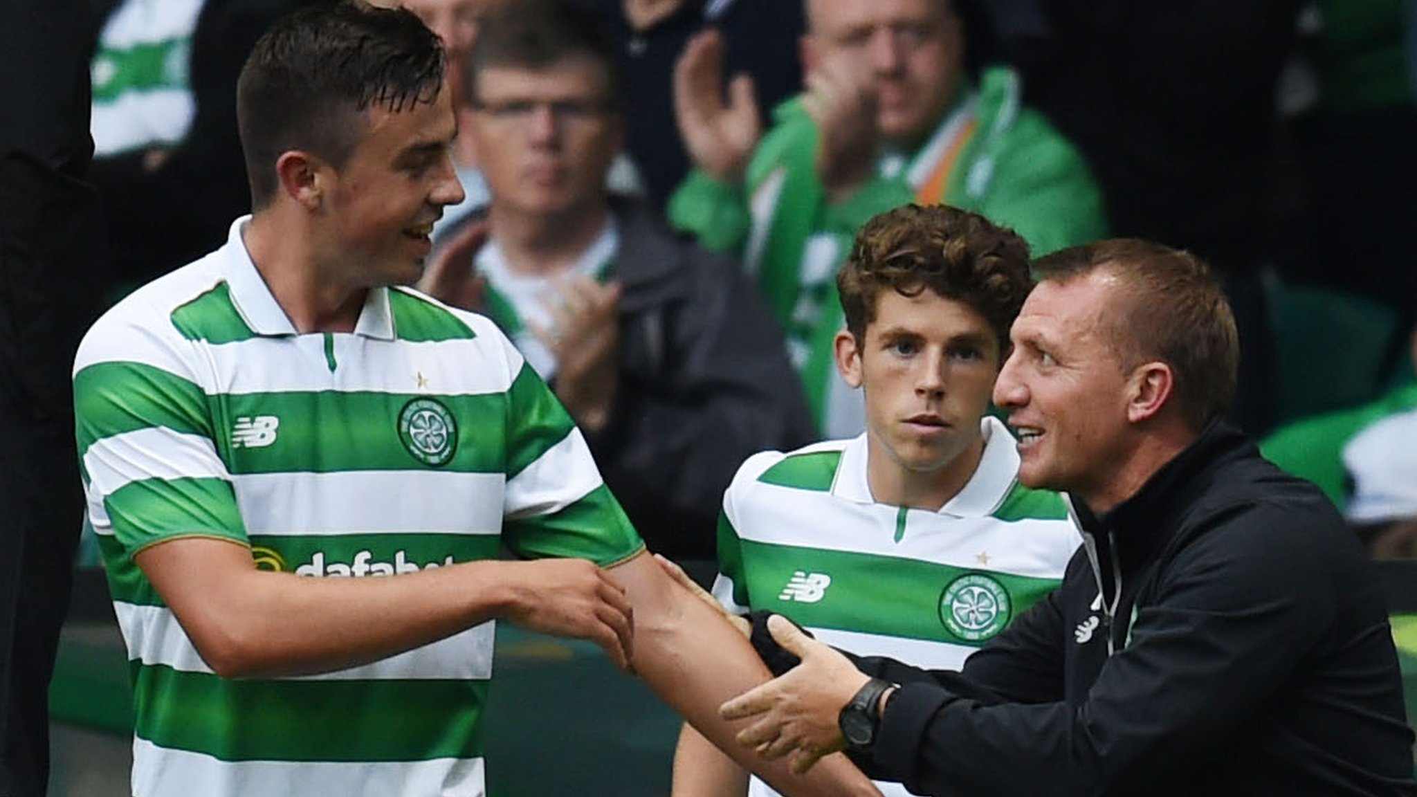 Youngster O'Connell could start for Celtic