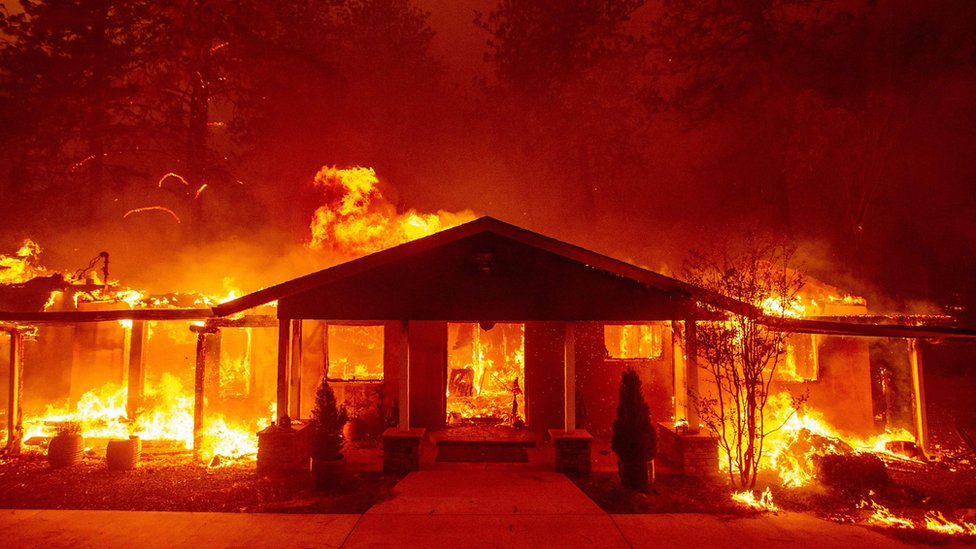 California wildfires: The day Paradise burned down