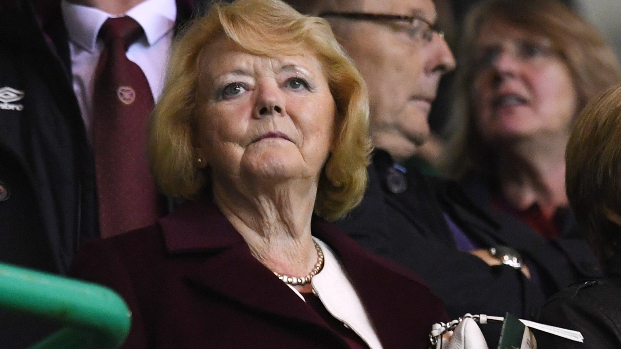 Hearts owner Budge to stay for 'at least another three years'