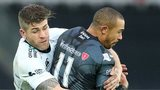 Gavin Evans tackles Eli Walker