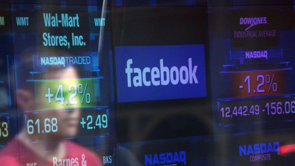 El escándalo de Cambridge Analytica hizo caer las acciones de Facebook en casi 7% este lunes.