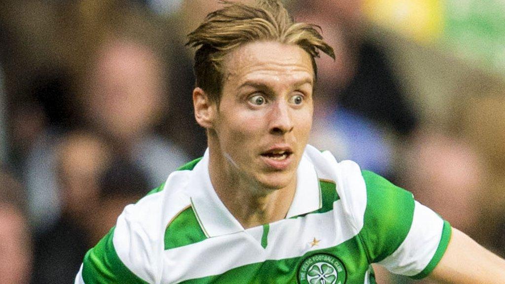 Celtic's Stefan Johansen completes transfer to Fulham