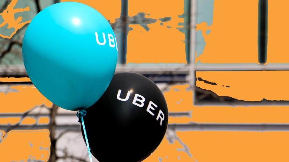 """""""Uber"""" significa """"superior"""" o """"súper"""", y tiene sus orígenes en la palabra alemana über, que significa """"encima"""""""