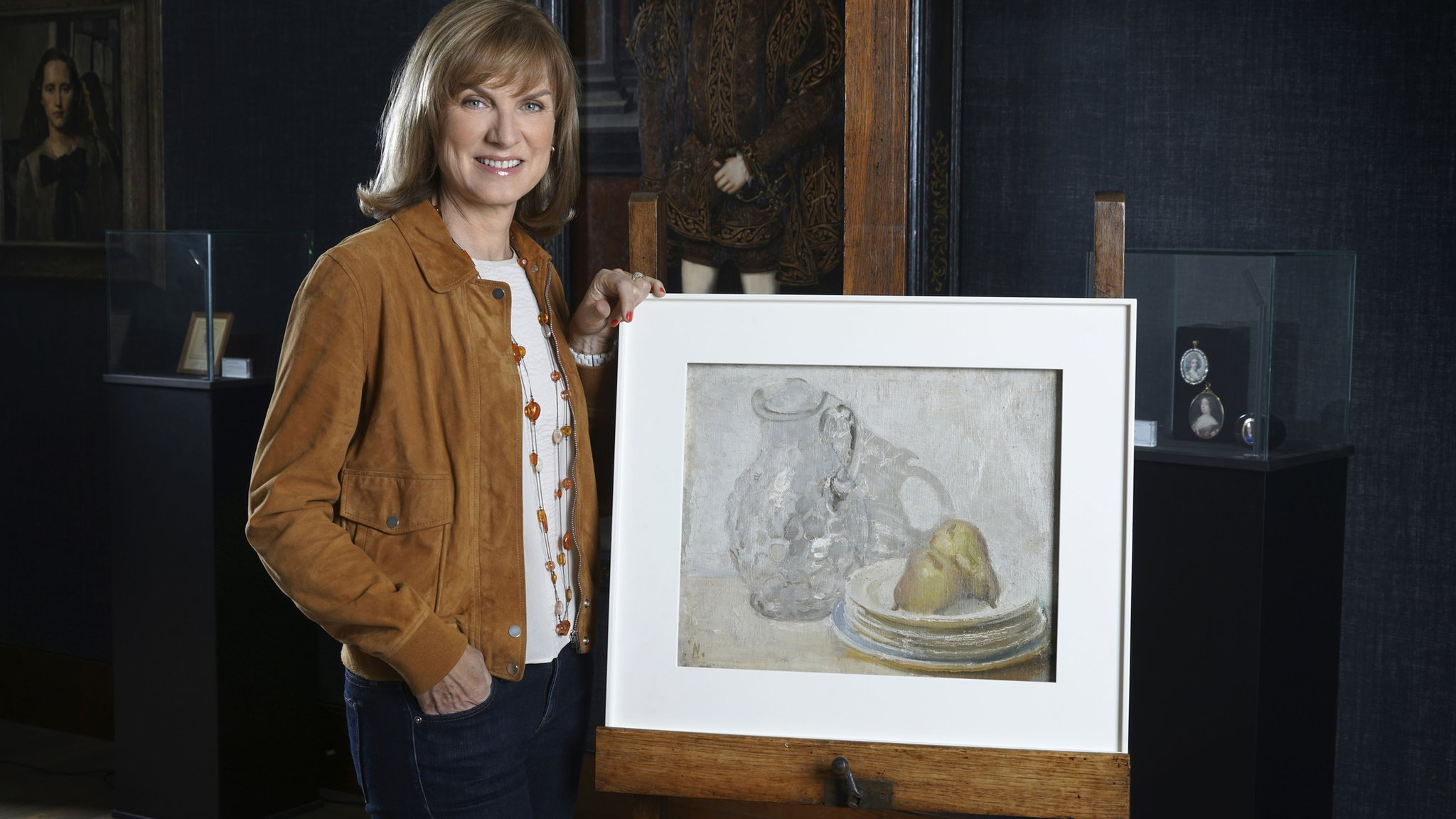 Nicholson painting bought for £165k is 'fake'