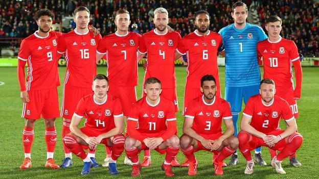 Wales v Trinidad & Tobago: rate the players