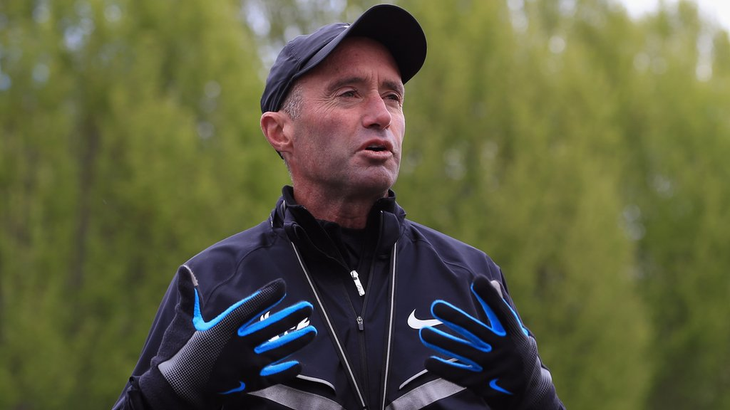 Mo Farah's coach Alberto Salazar may have breached drug rules - leaked Usada report