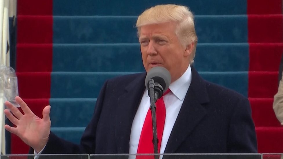 Trump: 'People became the rulers of this nation again'