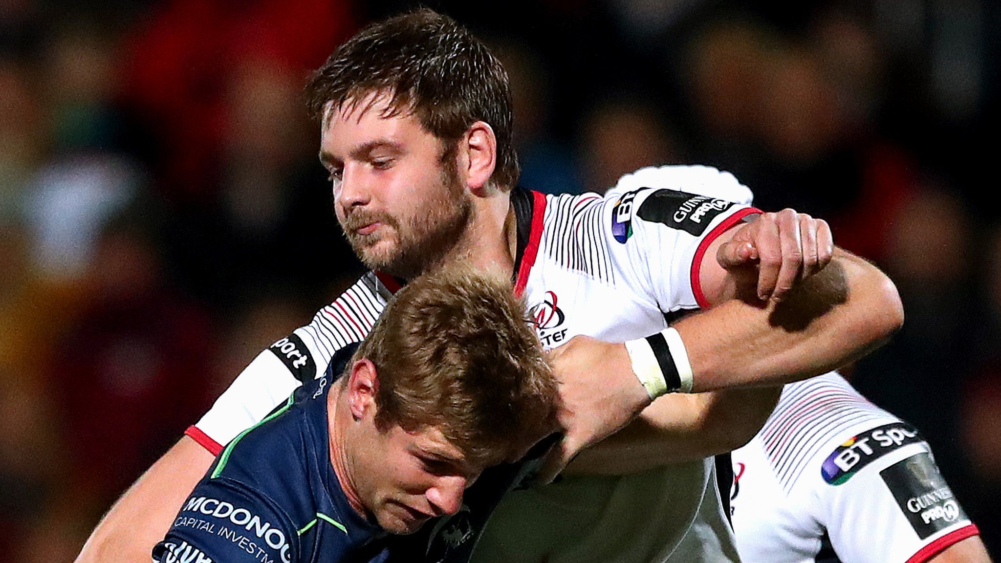 Ulster Pro14 quarter-final set for 4 May