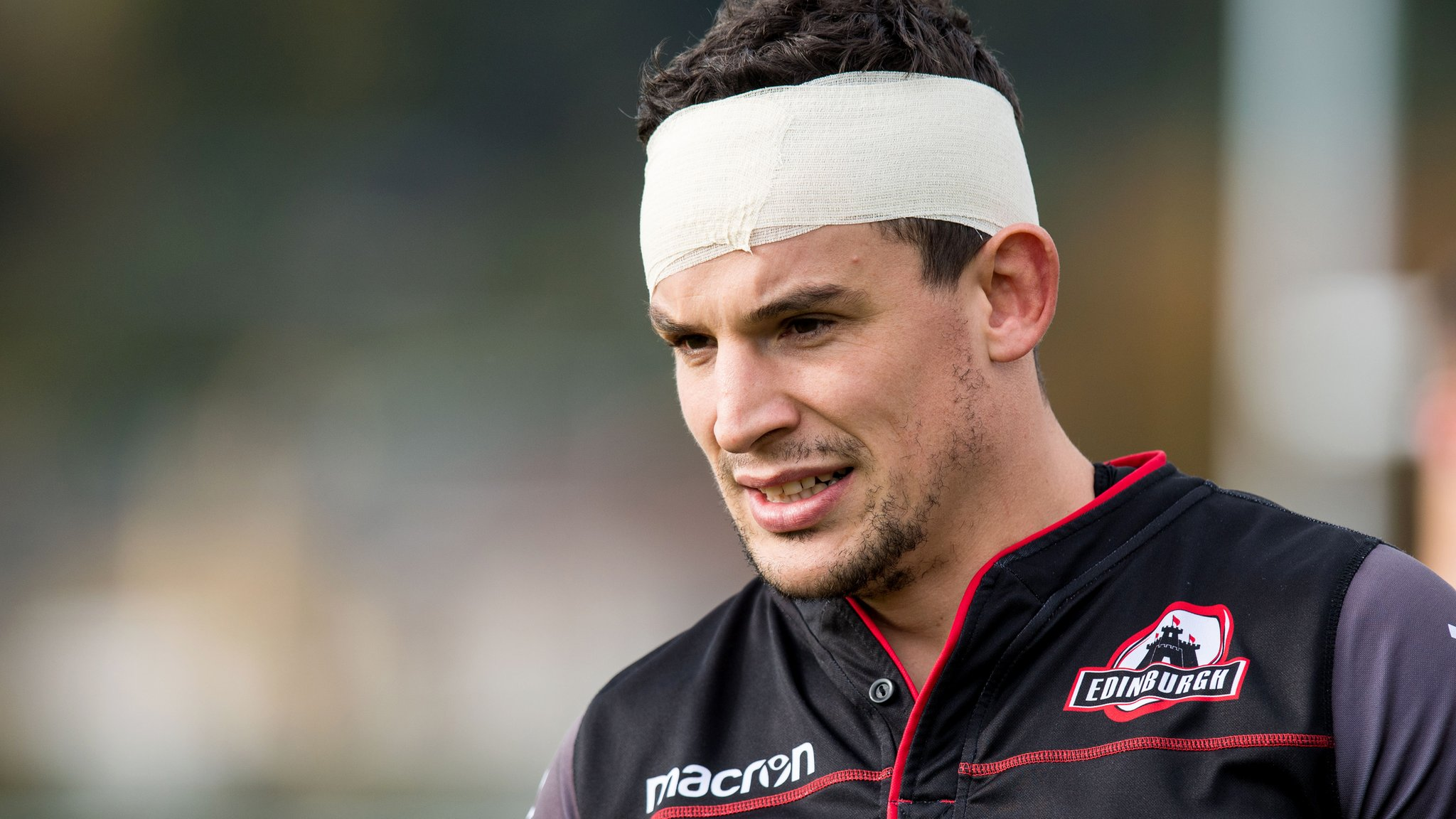 Scotland flanker Hardie 'suspended from duty'