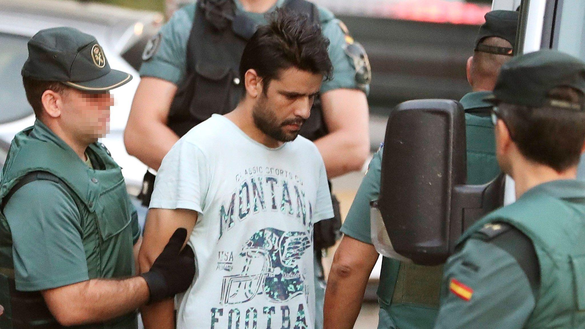 Barcelona attack: Surviving suspects face judge