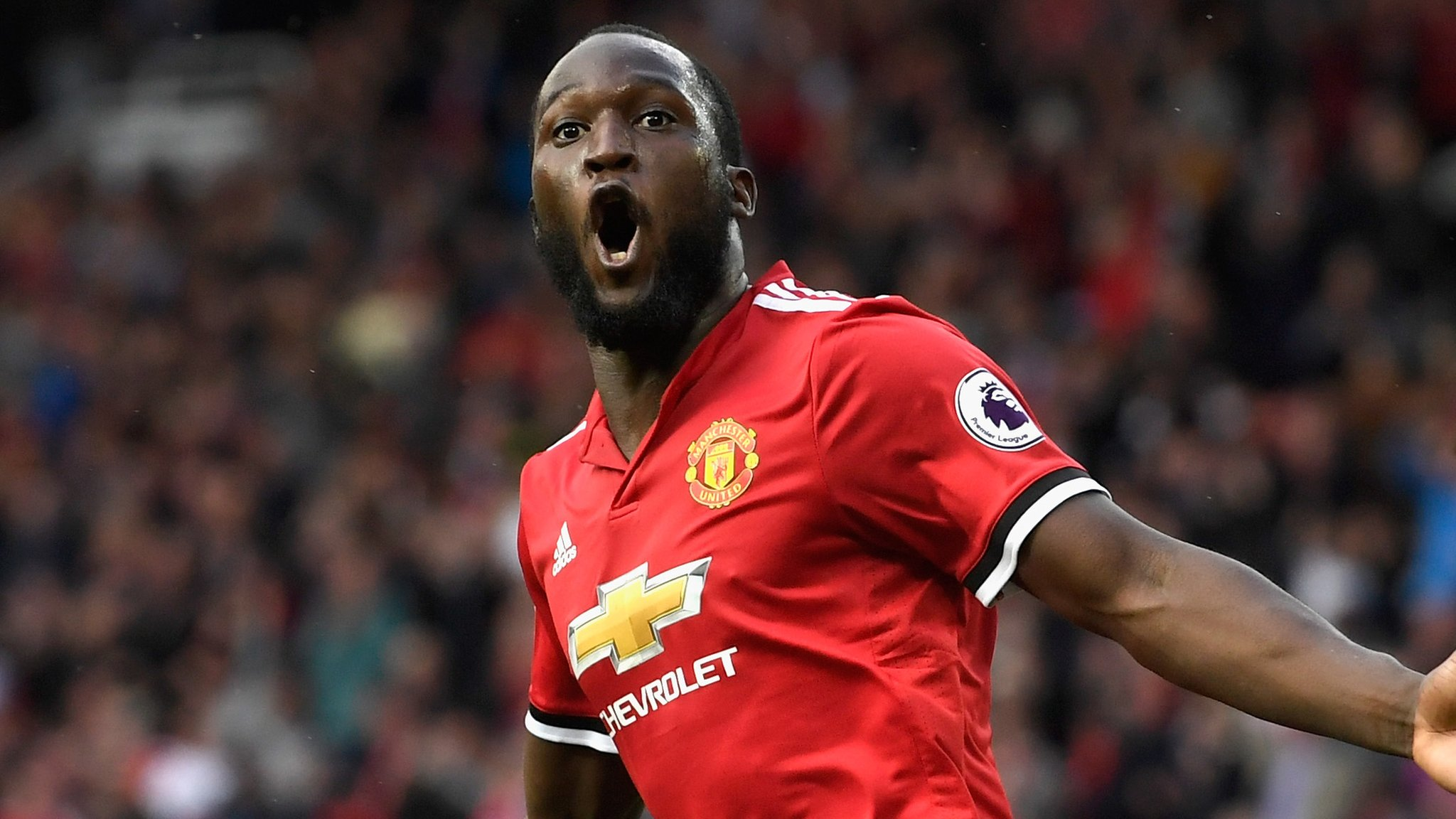 Lukaku asks Man Utd fans to move on from chant