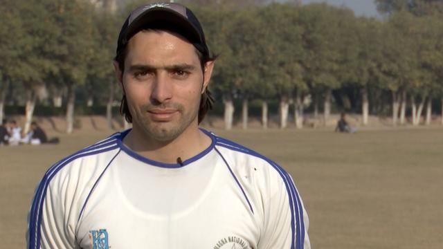 شیر علی آفریدی: معذور کھلاڑیوں کے
