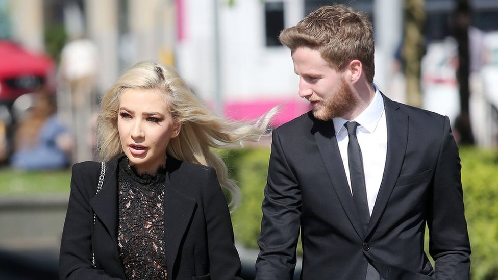 Model Lacole and Footballer Challenge Humanist Marriage Law
