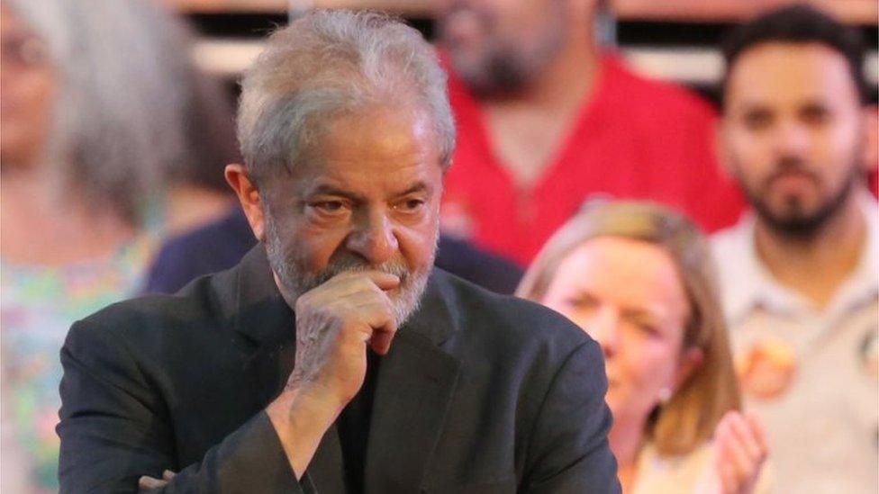 Luís Ignacio Lula da Silva.