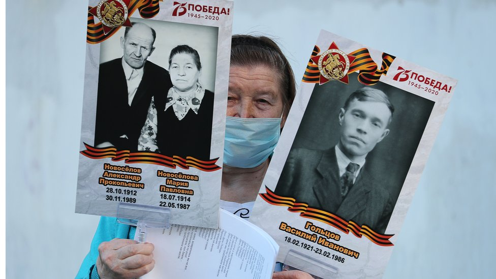Как и когда пройдет шествие бессмертного полка в России в 2021 году