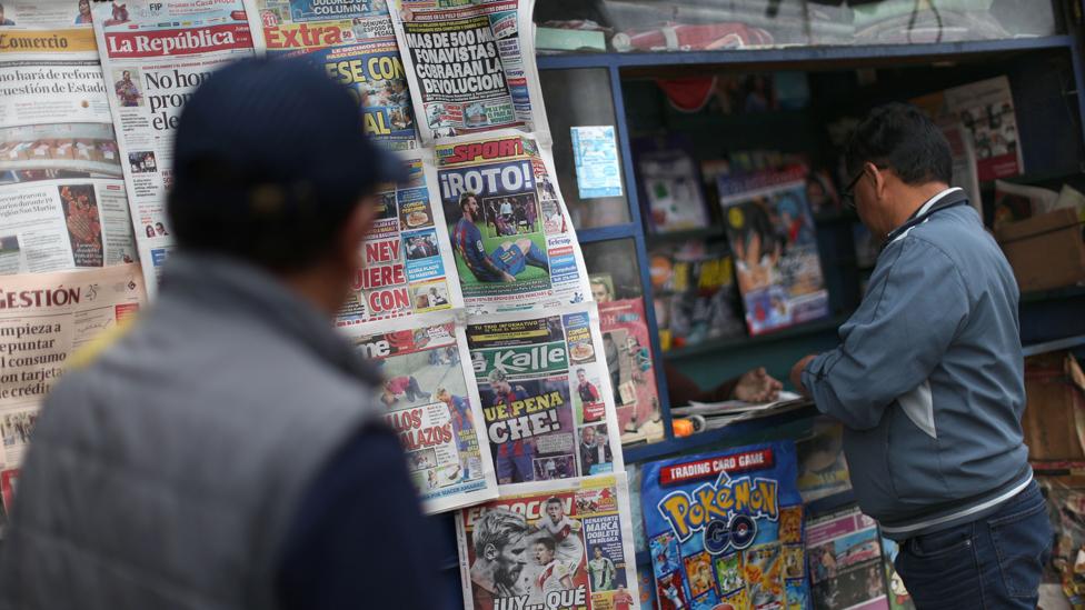 La prensa deportiva escrita en Argentina tiene una larga tradición, mucho menos sensacionalista que la de televisión.