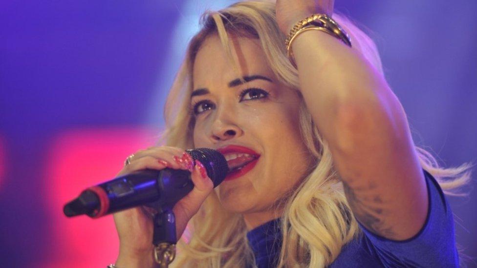 Pop star Rita Ora among £3.4m fraud victims