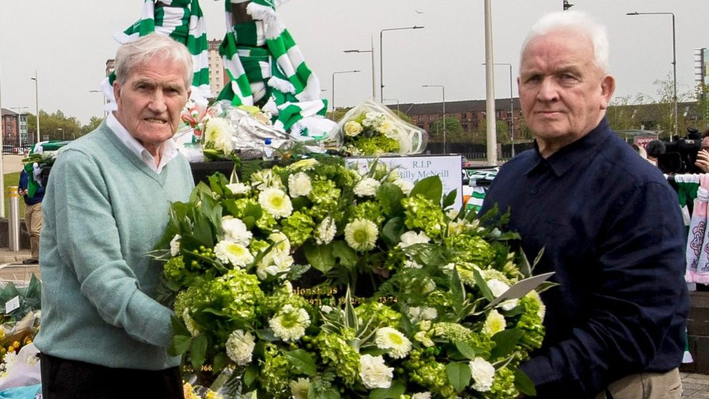 Watch: 'Billy was the top man; he'll never be forgotten'