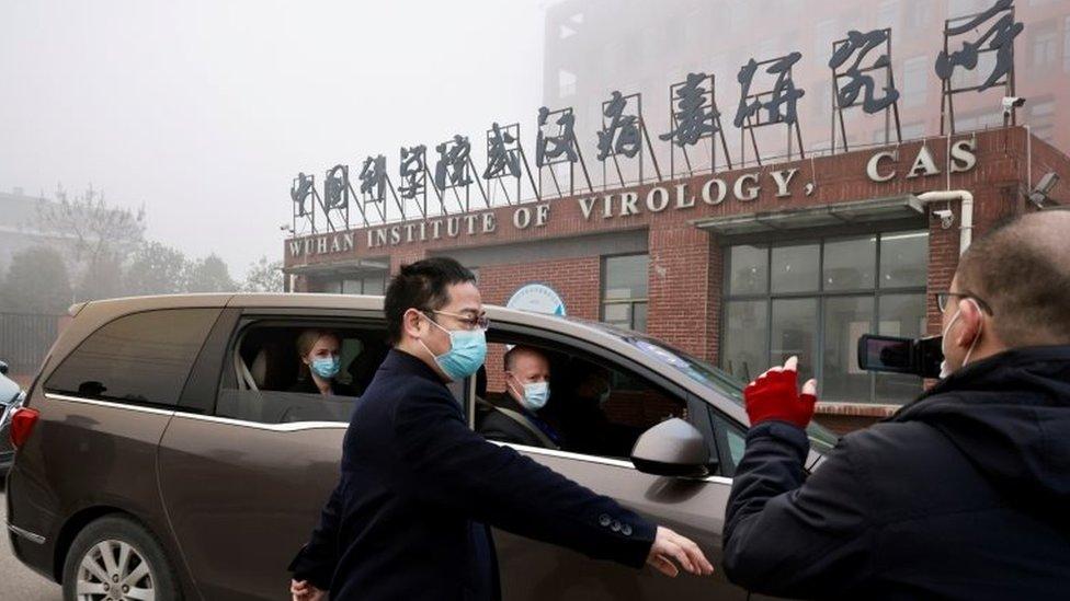 Resultado de imagen de La misión de la OMS en Wuhan encuentra posibles indicios de un brote original más extendido en 2019