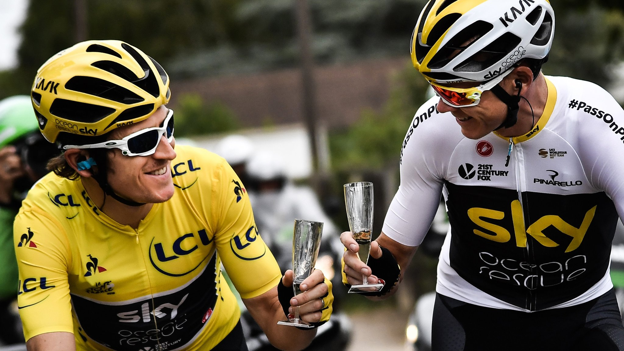 Team Sky: Sky to end backing of British powerhouse in 2019