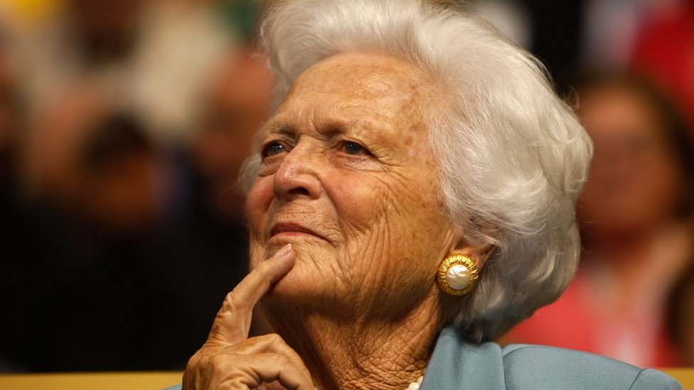 Obituary: Barbara Bush - former US First Lady and literacy campaigner